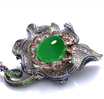 思緯成功簽約廣州天姿珠寶飾品有限公司